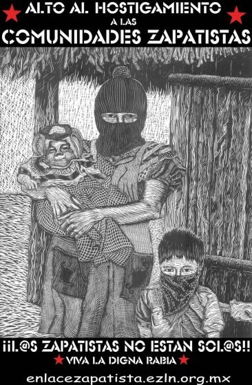 Comunidades Zapatistas