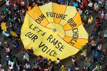 Let's Raise our Voice