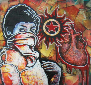 Zapatista Nino (Untitled)