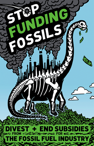 Stop Funding Fossils