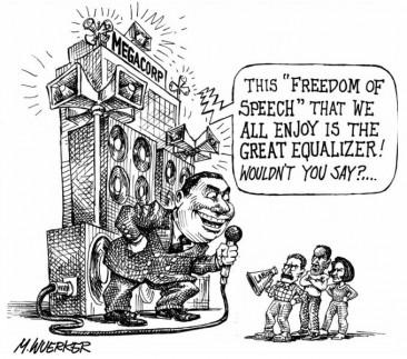 Corporate Speech