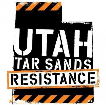 Utah Tar Sands Protestors
