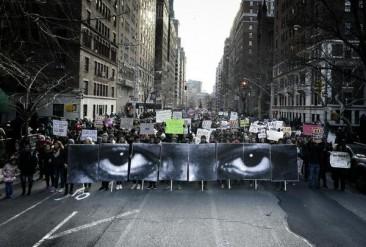 Eyes of Eric Garner