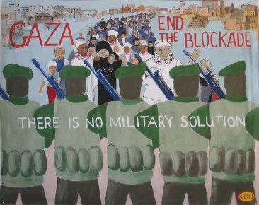 Gaza, End the Blockade