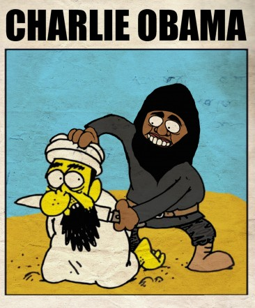 Charlie Obama