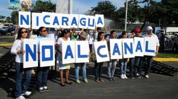 Nicaragua No al Canal!