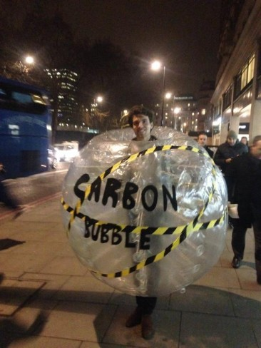 Carbon Bubble