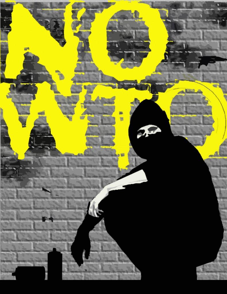 No WTO | Creative Resistance
