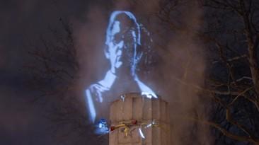Snowden Hologram