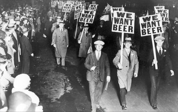 We Want Beer – March for 21st Amendment