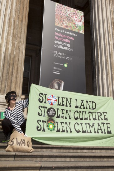 Stolen Land, Stolen Culture, Stolen Climate