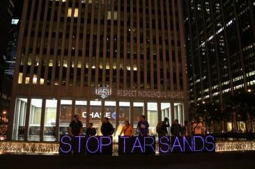 Stop Tar Sands