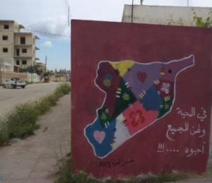 Syria Quilt