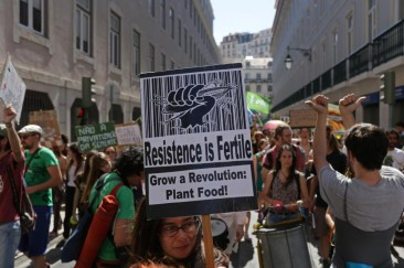 Grow a Revolution…Plant Food