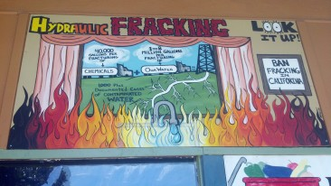 Ban Fracking In California