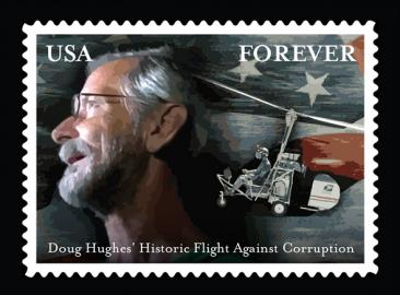 Doug Hughes' Historic Flight Against Corruption