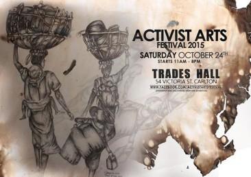 Activist Art Festival