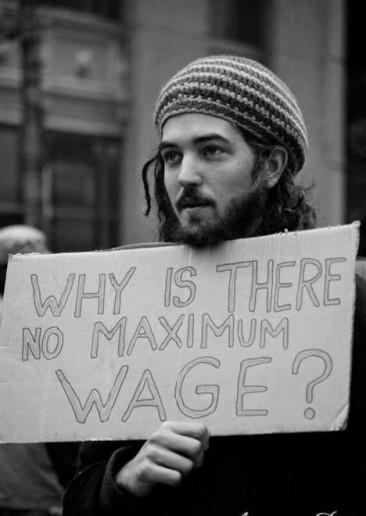 Maximum Wage