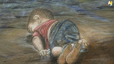 Poem: Refugees and Immigrants, Part I: Story of the Syrian boy,  Aylan