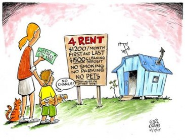 Housing Inequalities