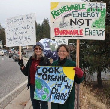 11/30/2015 Climate Rally