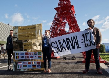 Low Expectations for COP21