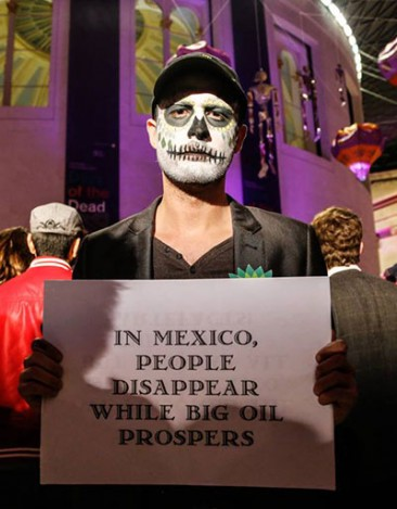 Why I gatecrashed the British Museum's Day of the Dead party