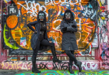 Art activists Guerrilla Girls take over the Twin Cities