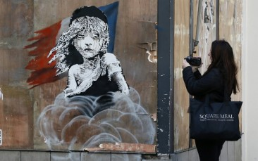 Why Banksy's Art Is Such a Deadly Political Weapon
