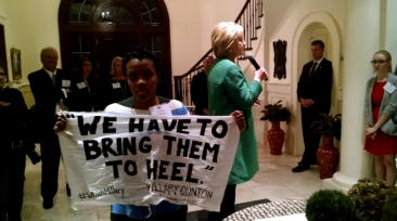 We have to bring them to Heel