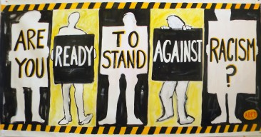 Are you ready to stand against racism?