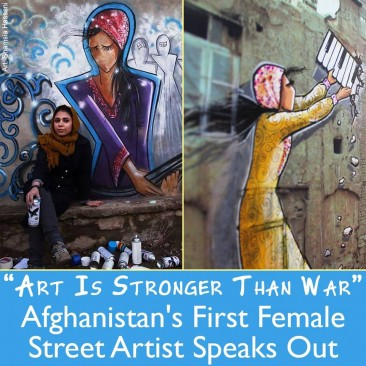 Art is Stronger than War