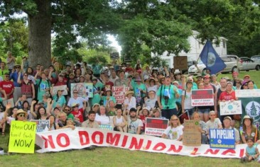 Fight Fracked Gas: Cove Point