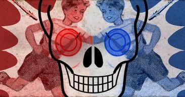 Blue war crimes good,