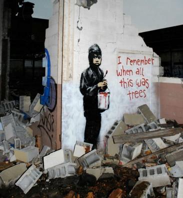 Powerful Street Art