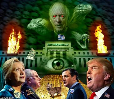 The Federal Reserve Bank Conspiracy