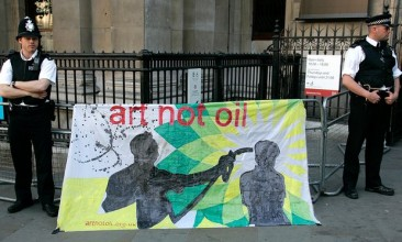 Museums face ethics investigation over influence of sponsor BP