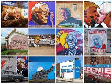 The 2016 street art primary