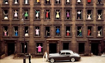 """Women in the Windows"" in Manhattan"