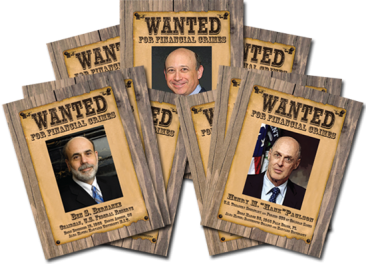 Bankster Wanted!