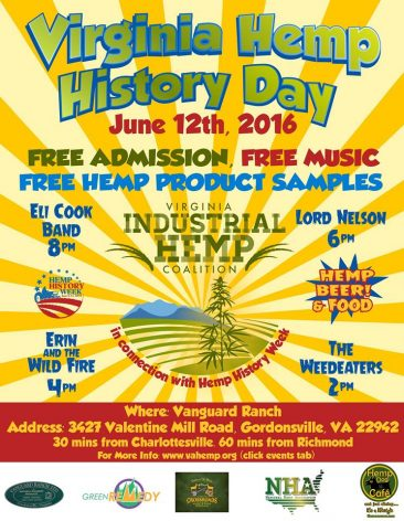 Hemp History Day in Virginia