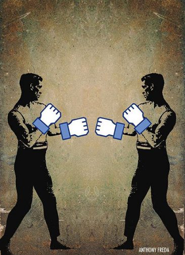 Facing Facebook