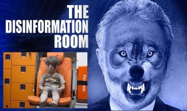 The Disinformation Room
