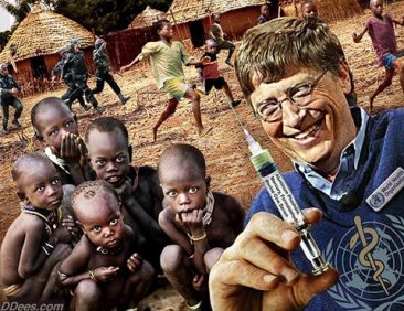 Bill Gates and 47,500 Cases of Paralysis