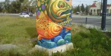 Artists to Paint Portland's Utility Boxes
