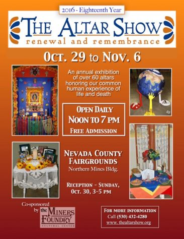The Altar Show – Renewal and Remembrance