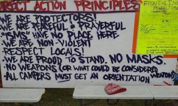 Direct Action Principles