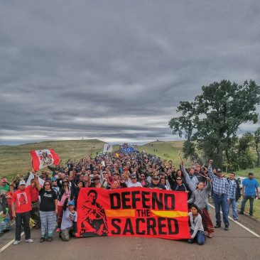 Defend The Sacred!