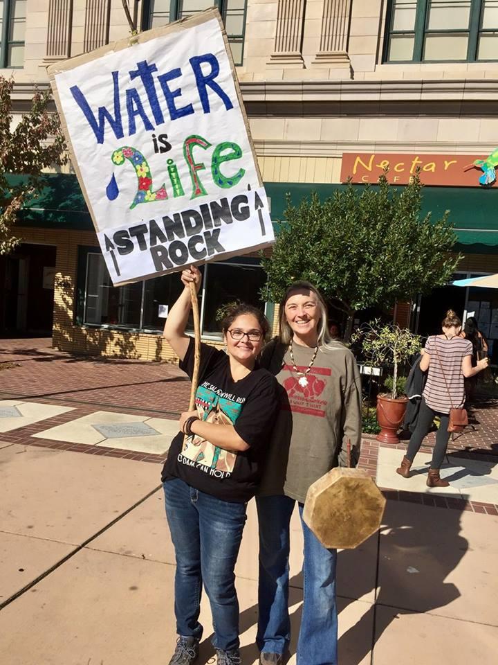 Wells Fargo Action In Support Of Standing Rock
