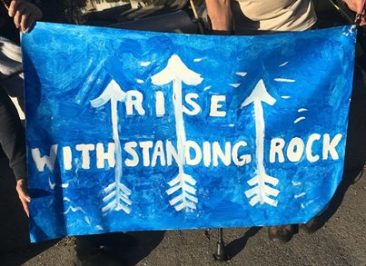 "Nevada City Says ""NO"" To The Dakota Access Pipeline"